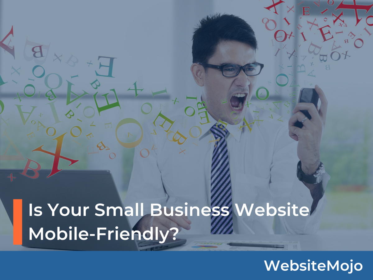 Is Your Small Business Website Mobile Friendly