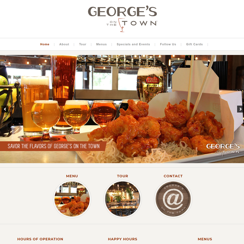 George's on the Town
