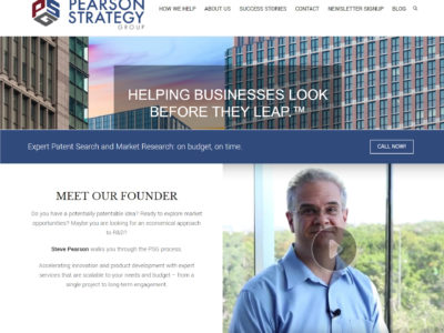 Pearson Strategy Group